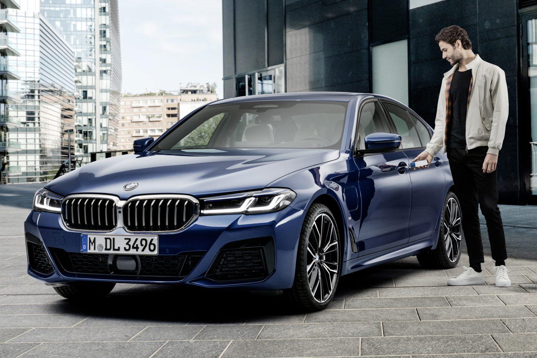 BMW digitalny kluc