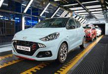 Hyundai i10N výroba